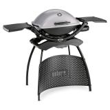 Weber Q 2200 Stand Granite Grey Grill bei nettoshop