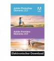 Adobe Photoshop & Premiere Elements 2021 Bundle nun auch mit MacOS bei digitec