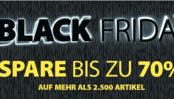 JYSK: Black Friday Sale bis zu 70% Rabatt