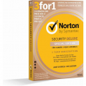 Symantec Norton Security Deluxe Special Edition, 3 Geräte, 1 Jahr, DE/FR