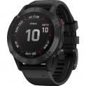 GARMIN GPS-Sportuhr Fenix 6 Pro in Schwarz (absoluter Bestpreis)