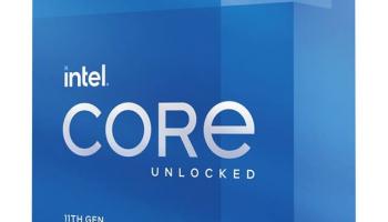 Intel CPU Core i5-11600KF 3.9 GHz