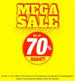 LIPO MEGA SALE bis zu 70% Rabatt + 2 Gutscheine für Gartenabteilung.