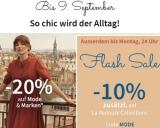 20% auf ausgewählte Artikel bei La Redoute, 10% auf La Redoute Collections