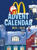 1 Big Mac für 1.90.- und 1 Small Fries für 1.- heute in der McDonald's App