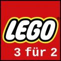 3 Lego Sets zum Preis von 2 bei Amazon.fr