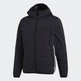 Lightweight Zip-Through Padded Trefoil Jacke bei Adidas