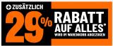 Lipo 29% Rabat auf alles