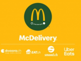 10.- Rabatt auf die erste McDonalds Bestellung mit EAT.CH, SMOOD.CH, UberEats, divoora.ch (siehe Details zum Mindestbestellwert)