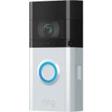 Ring Video Doorbell 3 Plus – Schwarz-Silber