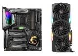 MSI Komponenten und Intel/AMD-CPUs im Sale bei Digitec