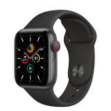 Apple Watch Series SE GPS + Cellular, Aluminium Gehäuse, 44mm