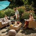 Mit den richtigen Gartenmöbeln zu Ihrer individuellen Wohlfühloase