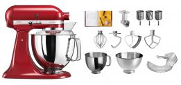 KitchenAid Küchenmaschine Platinum Set für 474.05Fr.