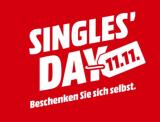 Pre Singles Day Angebote von MediaMarkt