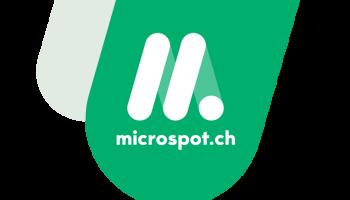 Microspot: CHF 20.- Gutschein ab CHF 200.-