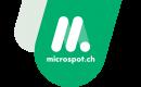 Microspot: Gutschein CHF 20.- ab CHF 300.- Einkauf