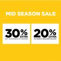 Eterna: Mid Season Sale – 30% EXTRA auf Hemden
