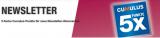 Newsletter abonnieren und 5-fache Cumulus-Punkte sammeln — Genossenschaft Migros Luzern