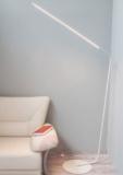 52% Rabatt auf die puristische LED-Stehleuchte Mirca in weiss
