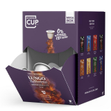 My Coffee Cup Mega-Box (100 Stk) bei DayDeal