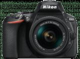 Nikon D5600 + AF-P DX NIKKOR 18–55 MM 1:3,5–5,6 G VR Spiegelreflexkamera