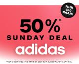 Dosenbach: Bis zu 50% Rabatt auf ausgewählte Artikel von Adidas