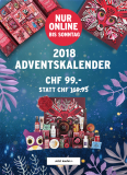 Adventskalender 2018 für CHF 99.00 bei The Body Shop