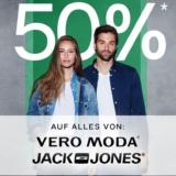 Nur heute: 20% auf alles von Vero Moda und Jack & Jones bei Dosenbach, z.B. Vero Moda weisses Kleid für CHF 22.45 statt CHF 44.90