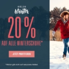 Nur heute: 20% auf Winterschuhe bei Ochsner Shoes, z.B. Tamaris Catser Schnürboot Damen für CHF 95.90 statt CHF 119.90