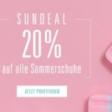 Nur heute: 20% auf Sommerschuhe bei Ochsner Shoes, z.B. Tommy Hilfiger Julia Sandalette für CHF 103.90 statt CHF 119.-