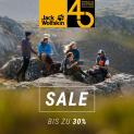 Jack Wolfskin: Sale mit bis zu 30% Rabatt