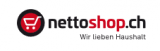 nettoshop: 10.- Rabatt ab MBW 100.-