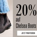 Nur heute: 20% auf Chelsea Boots bei Ochsner Shoes, z.B. Varese Cairo Damen Chelsea Boot Schwarz für CHF 95.90 statt CHF 119.90