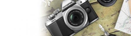 Olympus OM-D E-M10 II 14-42mm Kit im Olympus Shop