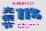 11% auf das gesamte Sortiment bei Ochsner Sport zum Single's Day
