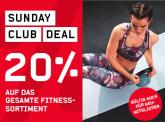 Ochsner Sport: 20% auf das Fitness-Sortiment (kombinierbar mit Newsletter Gutschein)