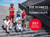 Ochnser Sport: 30% Rabatt auf Fanartikel