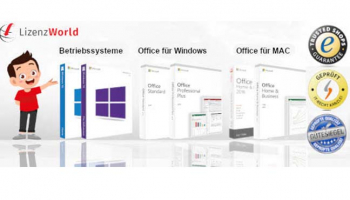 Microsoft-Software als Download
