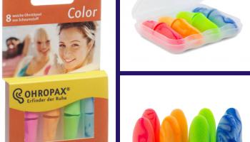 Ohropax Color Ohrstöpsel bei v24.ch