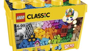 LEGO 10698 Große Bausteine-Box für 30.- bei Manor (Abholung)