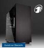 Ryzen 7-3700X (8×3.6 Ghz), 16GB RAM (3000 MHz), 250GB Samsung 970 Evo Plus NVME SSD + 1To HDD, GTX-1650 Storm X, Netzteil 500W (Bleezes77)