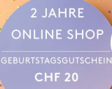 CHF 20.- Gutschein bei Triumph