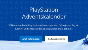 Playstation Adventskalender
