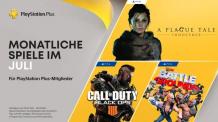 PS+ Games für den Juli