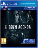 PS4 – Hidden Agenda für 4.-