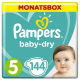 Aktion PAMPERS Baby-Dry Monatsboxen