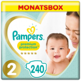20% auf das Baby Sortiment (z.B. PAMPERS Monatsbox Premium Protection + Baby-Dry)
