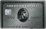 Halbe Jahresgebühr & 100'000 Punkte mit der Amex Platinum Card