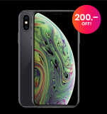Apple iPhone XS 64 GB Space Gray für CHF 599.- auf 123mobile.ch